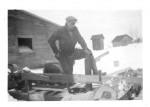 4-1945 George - wood cutting machine